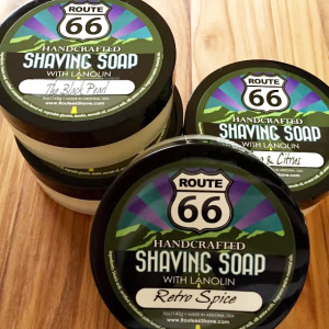 Shaving Soap and Samples