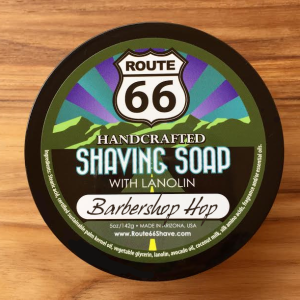BarbershopHop Shaving Soap