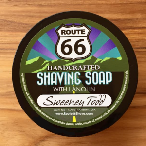 Sweeney Todd Shaving Soap